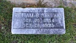 William Green Stewart