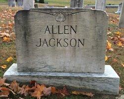 Anna P <I>Allen</I> Jackson