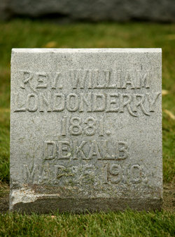 Rev Fr William Londonderry