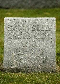 Sarah Seely