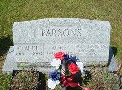 Alice E. Parsons