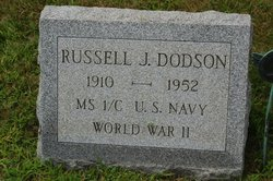 Russell James Dodson