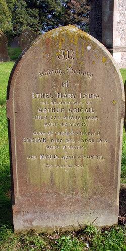 Ethel Mary Lydia <I>Sussams</I> Abigail