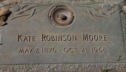 Kate Robinson Moore
