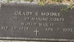 Grady Eugene Moore