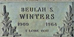 Beulah Star <I>Shipley</I> Winters