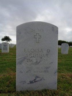 Eloisa D Aguilar