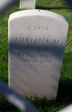 Adriana M Montgomery