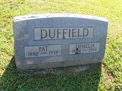 "William Patrick ""Pat"" Duffield"