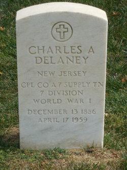 Charles A Delaney