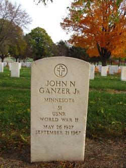 John N Ganzer, Jr