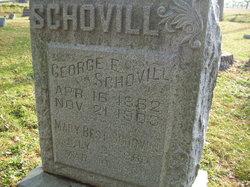 George Edward Schovill