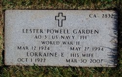 Lester Powell Garden