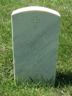 Glenn C Gaver