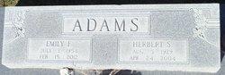 Herbert Shadrack Adams