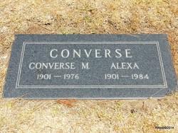 Converse Morrill Converse, Sr