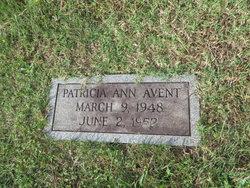 Patricia Ann Avent