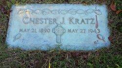 Chester John Kratz