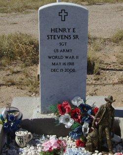 "Henry Edward ""Harry"" Stevens"