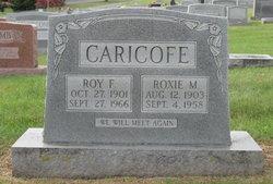 Roxie Marie <I>Revercomb</I> Caricofe