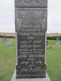 Mary Ann <I>Zavitz</I> Treharne