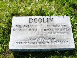 Mildred Loretta <I>McKenney</I> Doolin