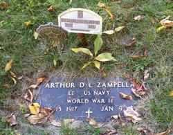 Lieut Arthur D. Zampella