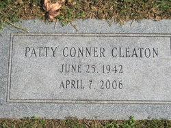 Patty Delores <I>Gardner</I> Cleaton