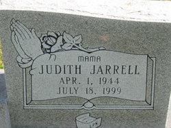Judith <I>Jarrell</I> Acree