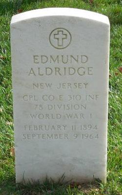 Edmund Aldridge