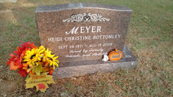 Heidi Christine <I>Bottomley</I> Meyer