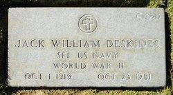 Jack William Deskines