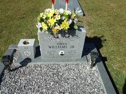 Owen Williams, Jr