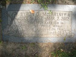 Byron Dale McCartney, II