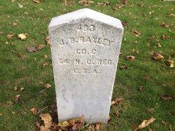 Pvt Jacob B. Baxley