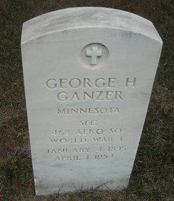 George H Ganzer