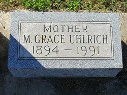 Mary Grace <I>Sullivan</I> Uhlrich