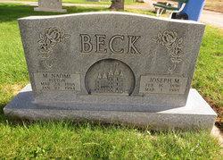 Joseph Mahonri Beck
