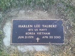 Harlen Lee Talbert