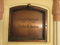 Amy Huff <I>Folsom</I> Engelhart