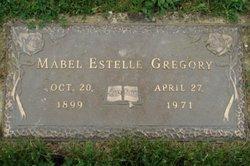 Mabel Estelle <I>Walker</I> Gregory