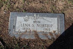 Lena <I>Showalter</I> Nortrip