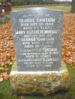 George Curtain
