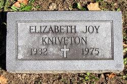 Elizabeth Joy Kniveton