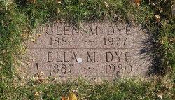 Ella Clare <I>Merriam</I> Dye