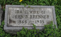 """Ida Ellen """"Ellie"""" <I>Keefer</I> Brenner"""