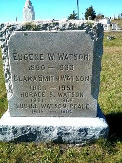 Clara Louise <I>Smith</I> Watson