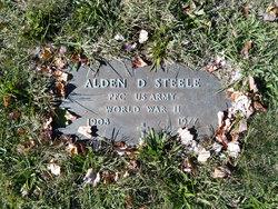 Alden D. Steele