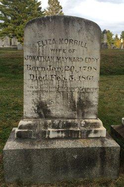 Eliza <I>Morrill</I> Eddy