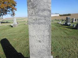 Annie S. <I>Patrick</I> Baughman